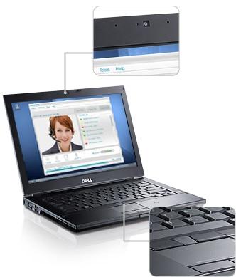 Dell Latitude E6410 laptop – Termelékenység intelligensen