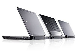 New E-Family Latitude Laptops