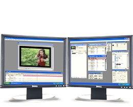 Dell 1704FPV Flat Panel Monitor
