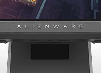 Monitor para videojuegos Alienware 34 | AW3418HW: Plug and Play