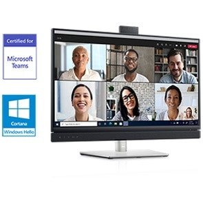 Dell 27 Video Conferencing Monitor: C2722DE | Team up. Seamlessly.