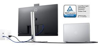 Dell 27 Video Conferencing Monitor: C2722DE | Collaborate in comfort