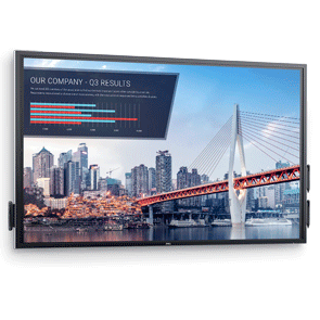 Dell 75 4K Interactive Touch Monitor: C7520QT