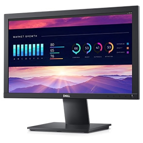 Dell 19 Monitor: E1920H | Elevate your everyday display