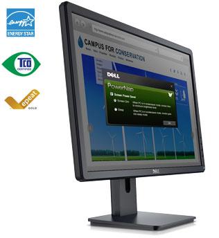 Dell 22 Monitor   E2214H - Environmentally conscious manufacturing
