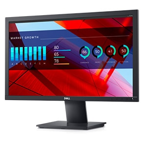 Dell 22 Monitor: E2220H | Elevate your everyday display