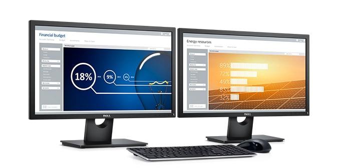 Monitor Dell23 | E2316H: imprescindible diario para la oficina