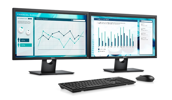 Dell 23 Monitor - E2318H | Office productivity essentials.