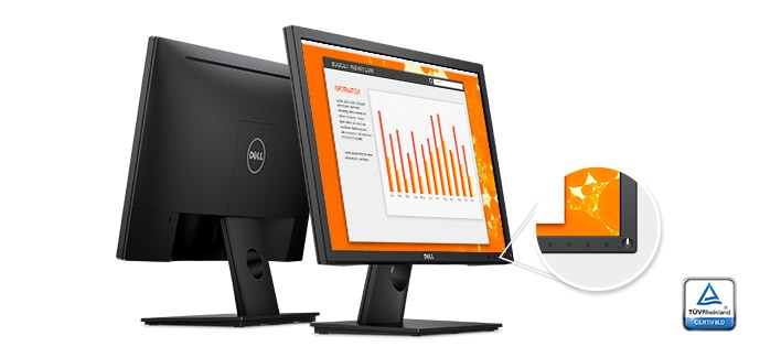 Dell 23 Monitor - E2318H | Superb usability.