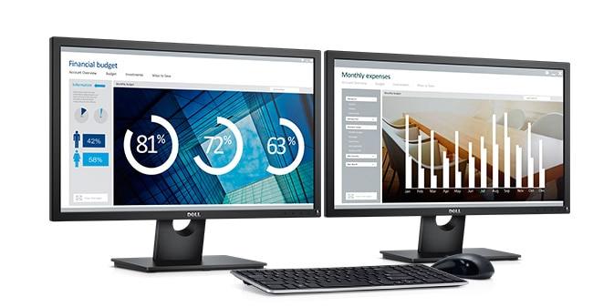 Monitor Dell 24 | E2416H — monitor do codziennych zadań biurowych