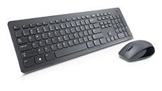 Monitor Dell 24 | E2416H — zestaw bezprzewodowej klawiatury i myszy Dell KM632