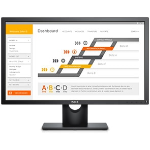 Monitor Dell24 | E2417H
