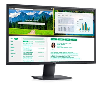 Dell 27 Monitor: E2720H | More productive by design