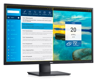 Dell 27 Monitor: E2720HS | Improved Dell Display Manager