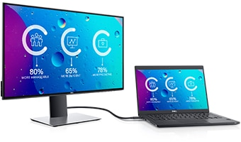 Dell UltraSharp 24 USB-C Monitor: U2419HC| Ultimate Connectivity