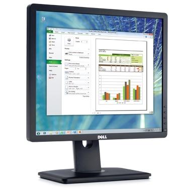 Monitor DellP1913S: productividad fomentada por el rendimiento