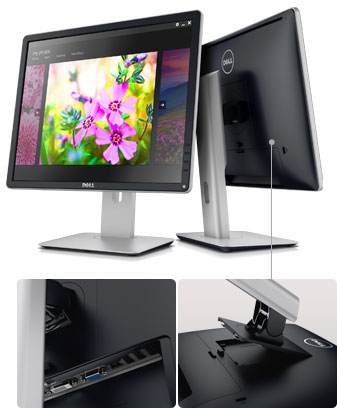 Monitor Dell 19   P1914S: compatibilidad VESA