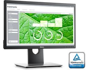 Monitor Dell20 - P2017H | Experiencia de visualización mejorada