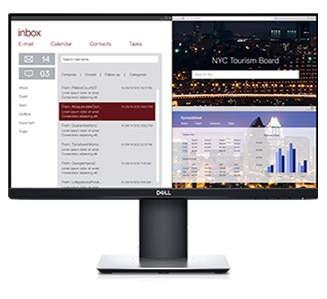 Dell 22 USB-C Monitor: P2219HC | Push your productivity