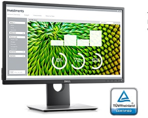 Dell 23 Monitor - P2317H | Enhanced viewing experience