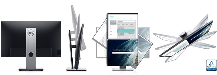 Dell 23 Monitor - P2319H | Designed to fit the way you work
