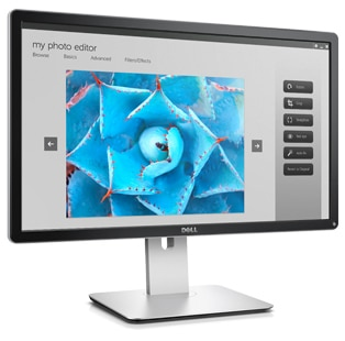 Dell 24 Ultra HD 4K Monitor - P2415Q - Nearly perfect color accuracy