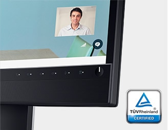 Dell 24 Video Conferencing Monitor - P2418HZ | Designed for productivity