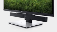Dell 24 Monitor: P2419H Without Stand | Dell Pro Stereo Soundbar | AE515M