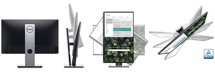 Dell 24 USB-C Monitor: P2419HC | Designed to fit the way you work