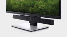 Dell 24 USB-C Monitor: P2419HC | Dell Pro Stereo Soundbar | AE515M