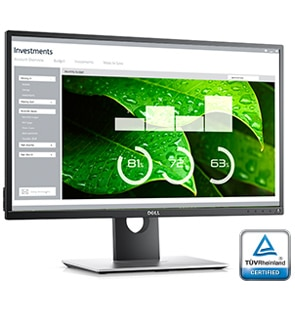 Dell 27 Monitor - P2717H | Enhanced viewing experience