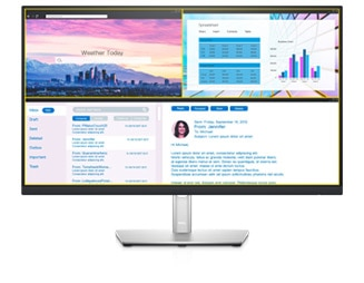 Dell 27 4K USB-C Monitor : P2721Q | Improved Dell Display Manager