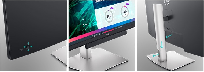 Dell 34-Inch Curved USB-C Monitor: P3421W | Stylish redesign. Elevated comfort.