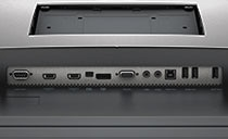 Dell Multi-Client Monitor - P4317Q |Business-class connectivity