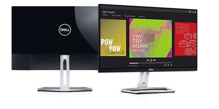 Dell 22 Monitor - S2218H | Designed to delight