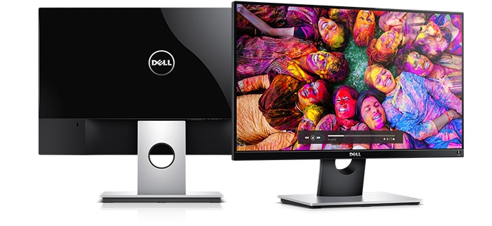 Dell 23 Monitor | S2316M - Clean, sleek design