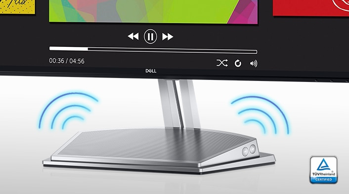 Dell 8 Inch HDR Monitor with InfinityEdge: S818HX  Dell Uruguay