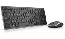 Dell 27 Monitor | S2715H - Dell Wireless Keyboard and Mouse - KM714