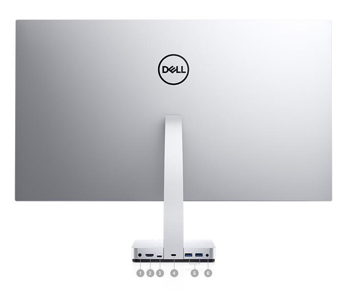 Monitor Dell27- S2718D | Opciones de conectividad