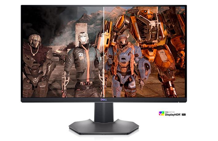Dell 27 Gaming Monitor: S2721DGF | Vanquish in vivid detail