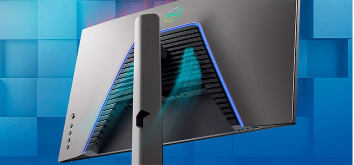 Dell 27 Gaming Monitor: S2721DGF | Bold design. Enhanced gaming