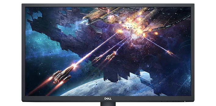 Dell 24 Monitor: SE2422H | Smooth and lively visuals