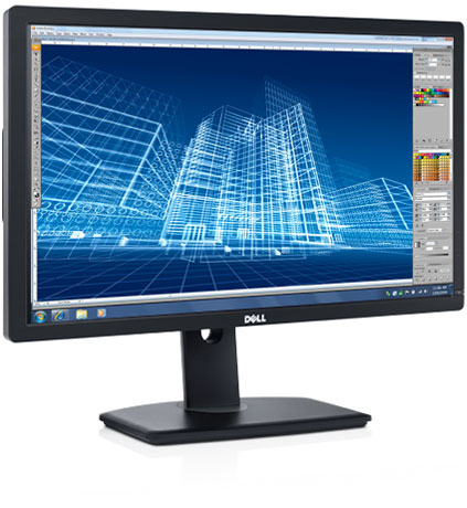 Dell U2413 Monitor - Get exceptional screen performance with Dell PremierColor