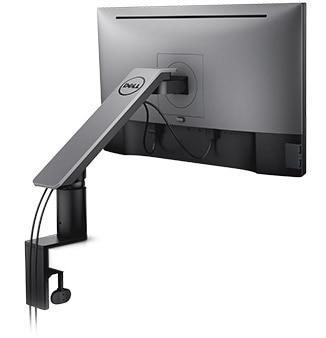 Monitor Dell24 - U2417HA | Un espacio de trabajo más eficiente y de aspecto profesional