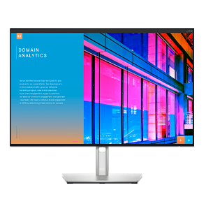 The Dell UltraSharp 24 Monitor : U2421E | Keeps you captivated