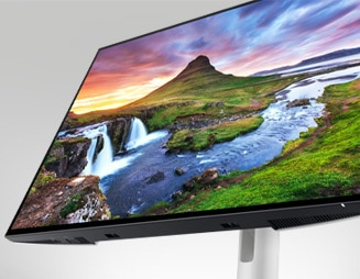 Dell UltraSharp 24 FHD Monitor: U2422H   Green thinking: for today and tomorrow