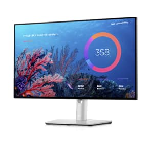 Dell UltraSharp 24 FHD Monitor: U2422HE | Connected productivity. Vibrant color.