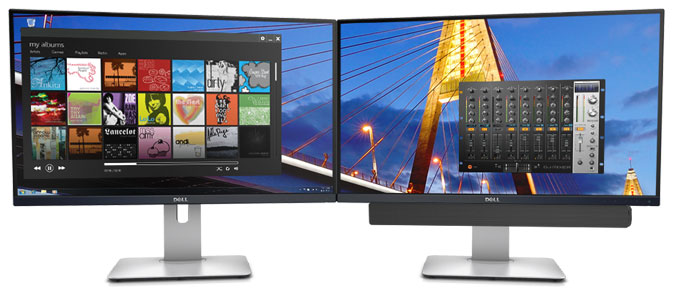 Dell UltraSharp 25 Monitor - U2515H - Un mayor rendimiento