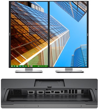 Dell UltraSharp 27 Monitor | U2715H - Designed for your comfort and convenience