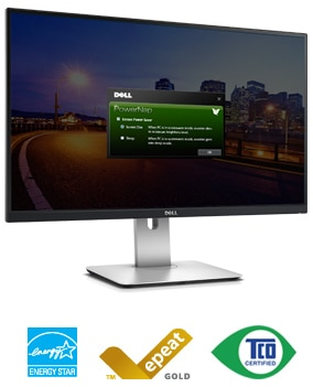 Dell UltraSharp 27 Monitor | U2715H - Reliable and eco-efficient